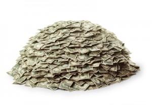 Jackpott pengar